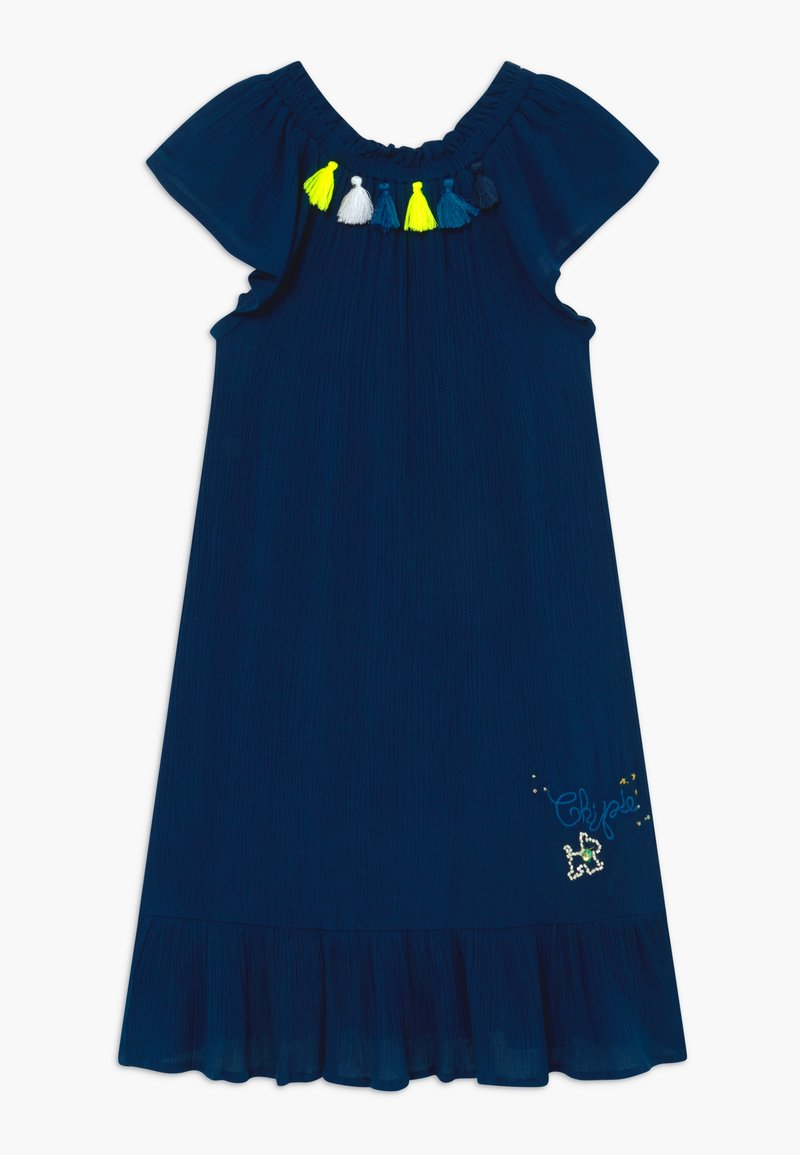 Chipie - ROBE À MANCHES - Day dress - bleu navy