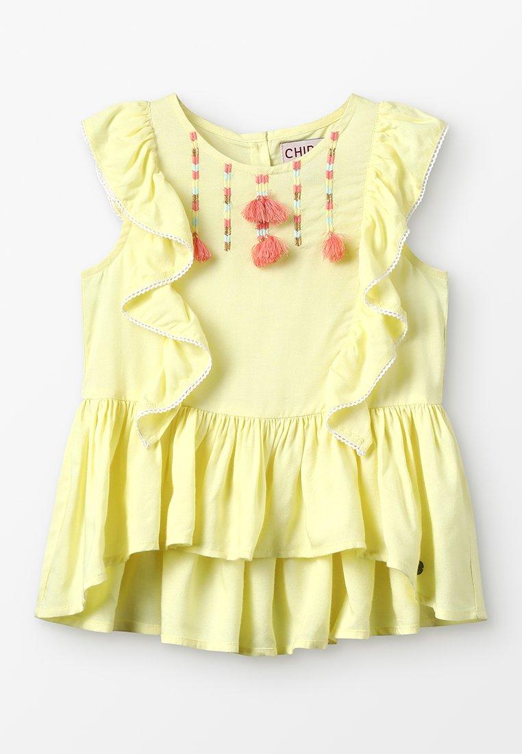 Chipie - Top - jaune clair