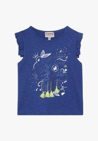 Chipie - DÉBARDEUR - Print T-shirt - bleu électrique - 0