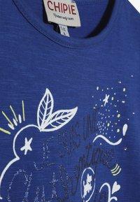 Chipie - DÉBARDEUR - Print T-shirt - bleu électrique - 3
