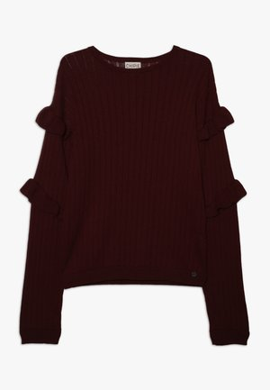 PULL FIN - Jumper - purple