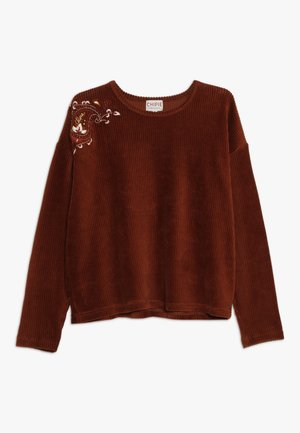LONG SLEEVES - Strickpullover - ginger
