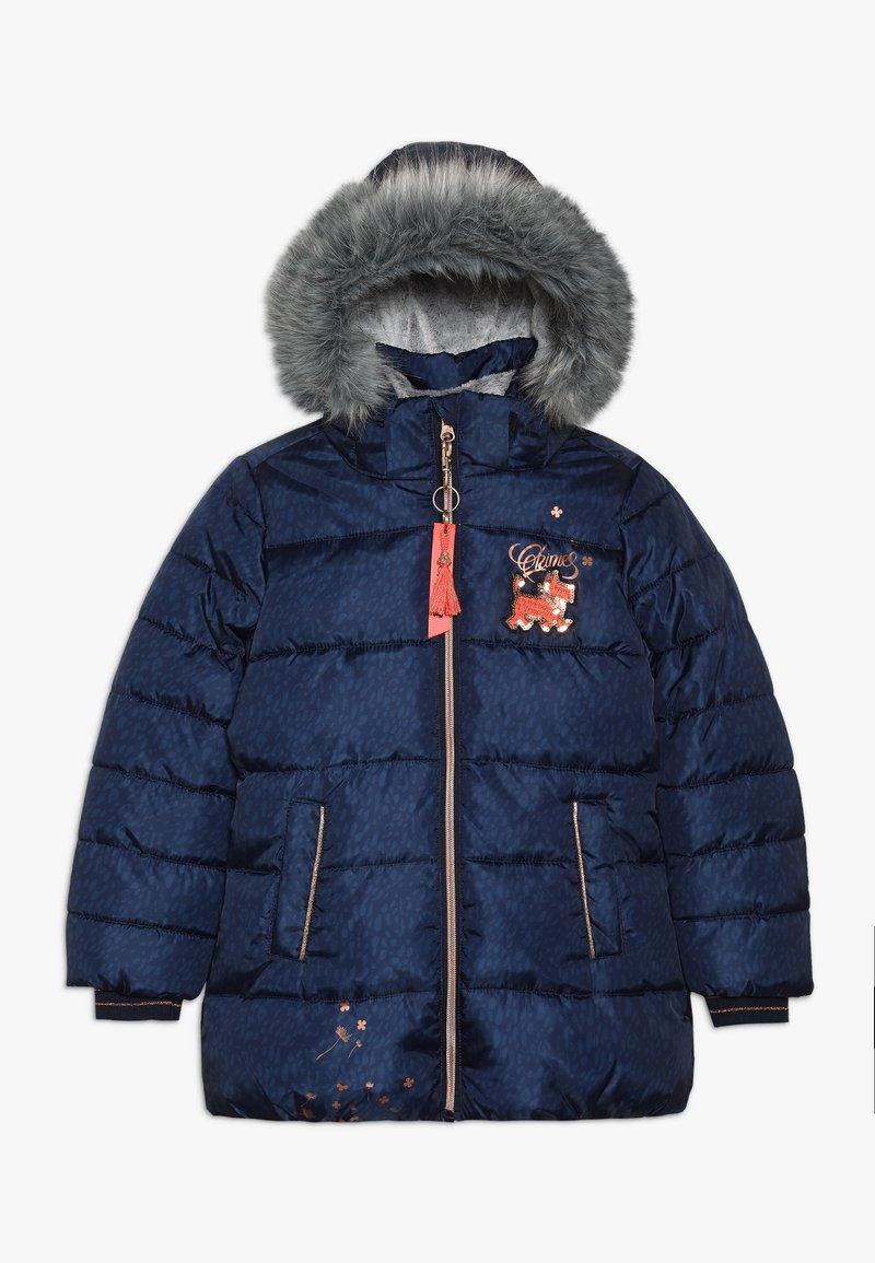 Chipie - GILET 2-IN-1 - Winter coat - navy blue