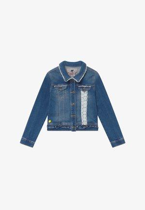 BLOUSON - Veste en jean - bleu ciel