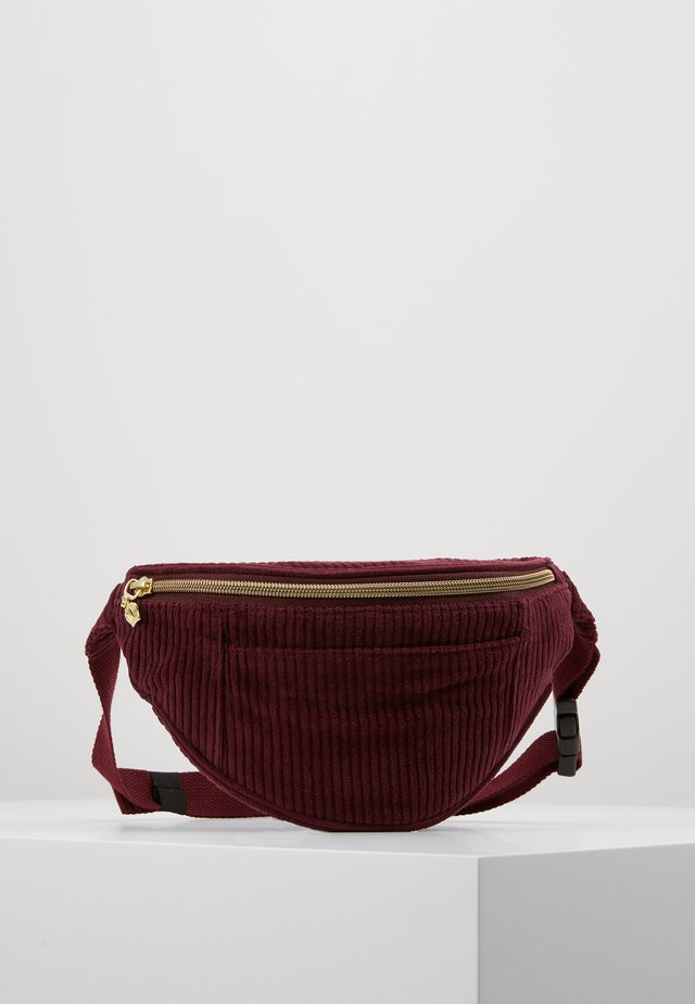 BANANE - Handbag - bordeaux