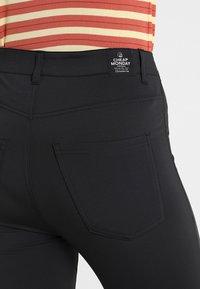 Cheap Monday - HIGH SPRAY  - Pantaloni - black - 3