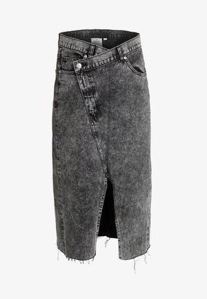 TILT SKIRT - A-line skirt - black
