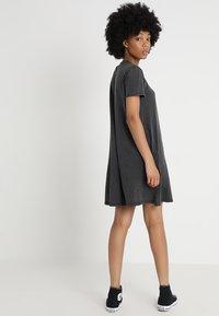 Cheap Monday - Vestito di maglina - dark grey - 2