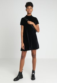 Cheap Monday - MYSTIC DRESS - Vapaa-ajan mekko - black - 1
