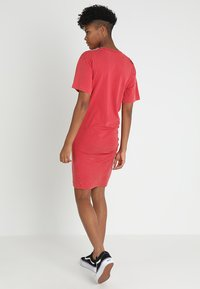 Cheap Monday - BLEAK DRESS - Vestito di maglina - fiction red - 2