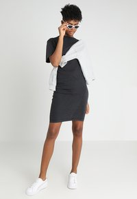 Cheap Monday - BLEAK DRESS - Vestito di maglina - black - 1