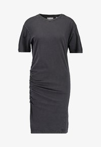 Cheap Monday - BLEAK DRESS - Vestito di maglina - black - 3