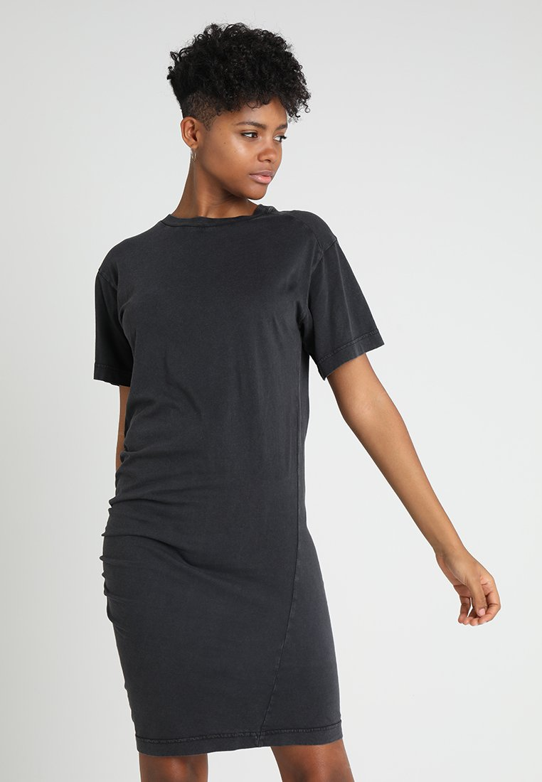 Cheap Monday - BLEAK DRESS - Vestito di maglina - black
