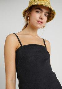 Cheap Monday - TRICK DRESS - Vestito lungo - black - 3