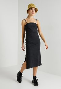 Cheap Monday - TRICK DRESS - Vestito lungo - black - 1