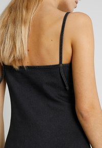 Cheap Monday - TRICK DRESS - Vestito lungo - black - 5