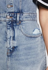Cheap Monday - POTION DRESS - Vestito di jeans - hex blue - 5