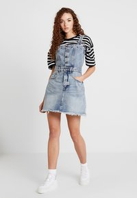 Cheap Monday - POTION DRESS - Vestito di jeans - hex blue - 1