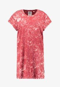 Cheap Monday - MEDIA WASH DRESS - Vestito di maglina - scarletred - 4