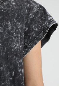 Cheap Monday - MEDIA WASH DRESS - Vestito di maglina - black - 5