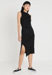Cheap Monday - YELL DRESS - Tubino - black - 0