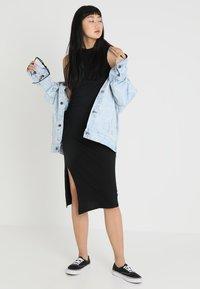 Cheap Monday - YELL DRESS - Tubino - black - 1