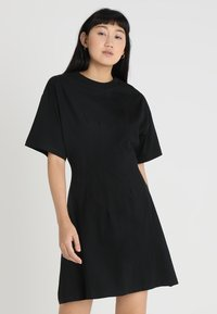 Cheap Monday - CONJURED DRESS - Vestito di maglina - black - 0