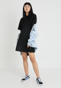Cheap Monday - CONJURED DRESS - Vestito di maglina - black - 1
