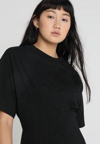 Cheap Monday - CONJURED DRESS - Vestito di maglina - black - 3