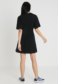 Cheap Monday - CONJURED DRESS - Vestito di maglina - black - 2