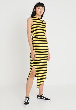CURLE STRIPE DRESS - Maxi šaty - solarylw