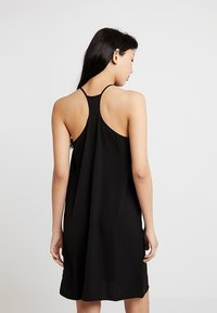 Cheap Monday - GENTLE DRESS TARTAN CHECK - Vapaa-ajan mekko - black - 2