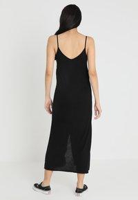 Cheap Monday - FREEDOM DRESS - Vestito lungo - black - 2