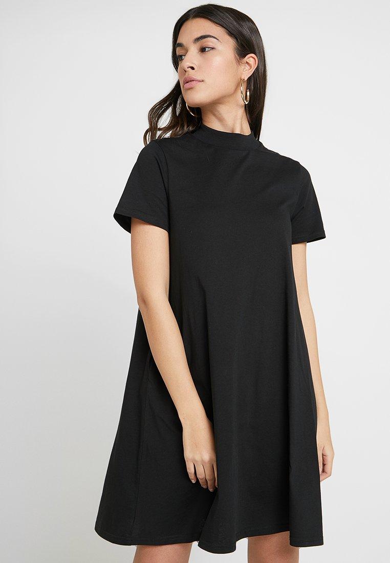 Cheap Monday - MYSTIC DRESS - Žerzejové šaty - black