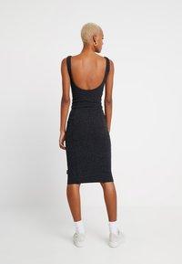 Cheap Monday - ESSENCE DRESS - Tubino - black - 3