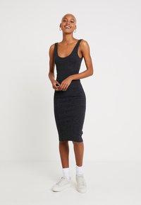 Cheap Monday - ESSENCE DRESS - Tubino - black - 0
