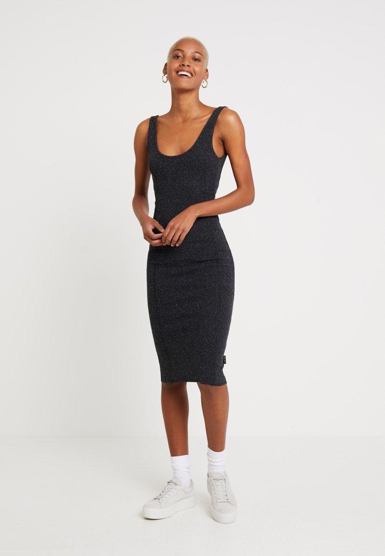 Cheap Monday - ESSENCE DRESS - Tubino - black