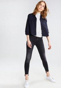 Cheap Monday - DIG  - T-shirt basic - mottled grey - 1