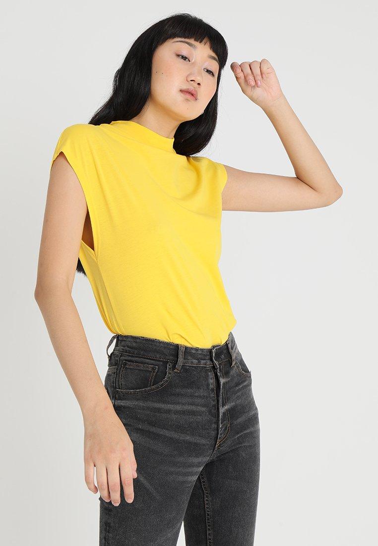 Cheap Monday - DIG - Camiseta básica - yellow
