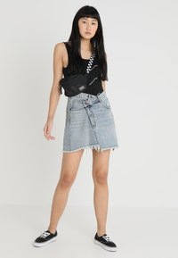 Cheap Monday - DIP BODYSUIT WEB LOGO - Top - black - 1