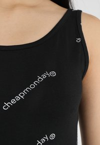 Cheap Monday - DIP BODYSUIT WEB LOGO - Top - black - 5