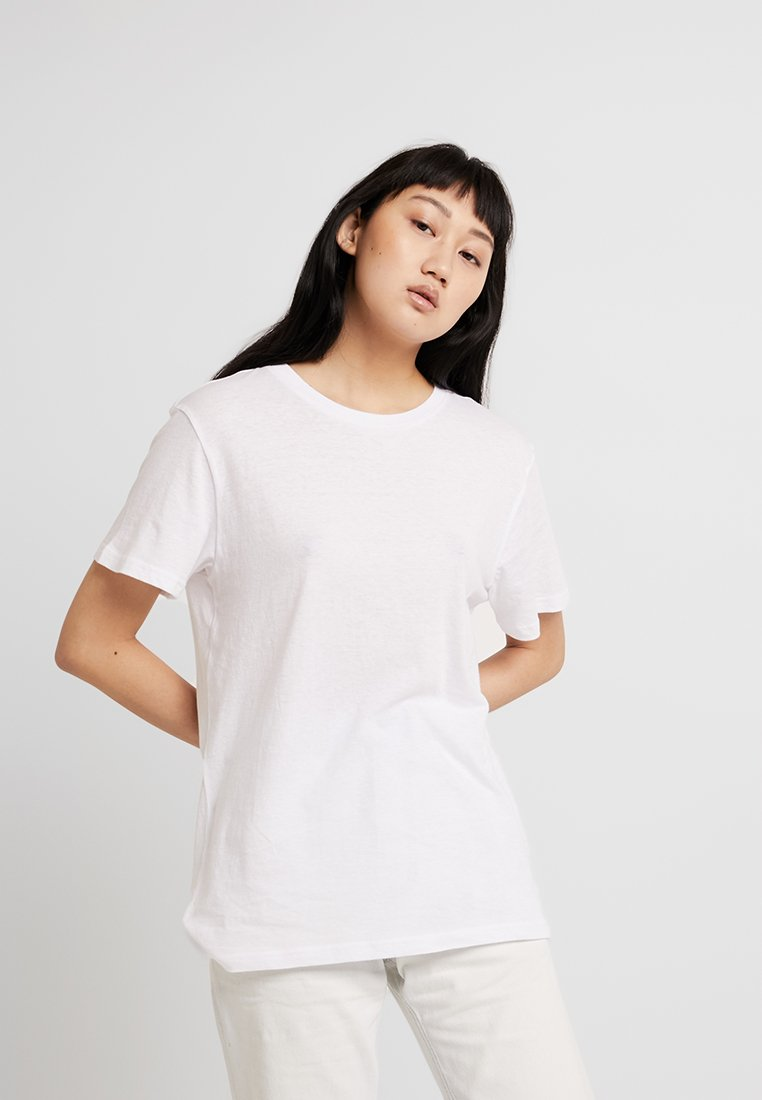 Cheap Monday - STANDARD TEE - T-paita - white