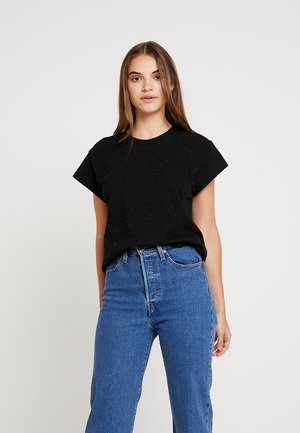 SCREEN NEPS - T-shirt con stampa - offblack