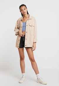 Cheap Monday - UPSIZE JACKET - Giacca di jeans - off pink - 1