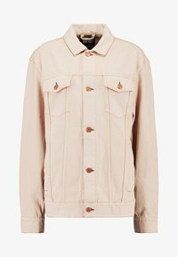 Cheap Monday - UPSIZE JACKET - Giacca di jeans - off pink - 4
