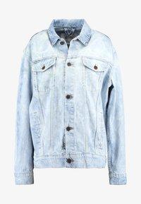 Cheap Monday - UPSIZE JACKET - Denim jacket - blue spider - 4