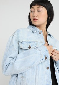 Cheap Monday - UPSIZE JACKET - Denim jacket - blue spider - 3