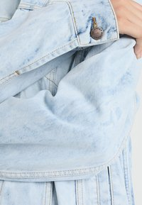 Cheap Monday - UPSIZE JACKET - Denim jacket - blue spider - 5