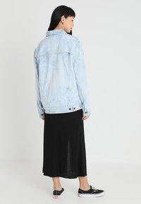 Cheap Monday - UPSIZE JACKET - Denim jacket - blue spider - 2