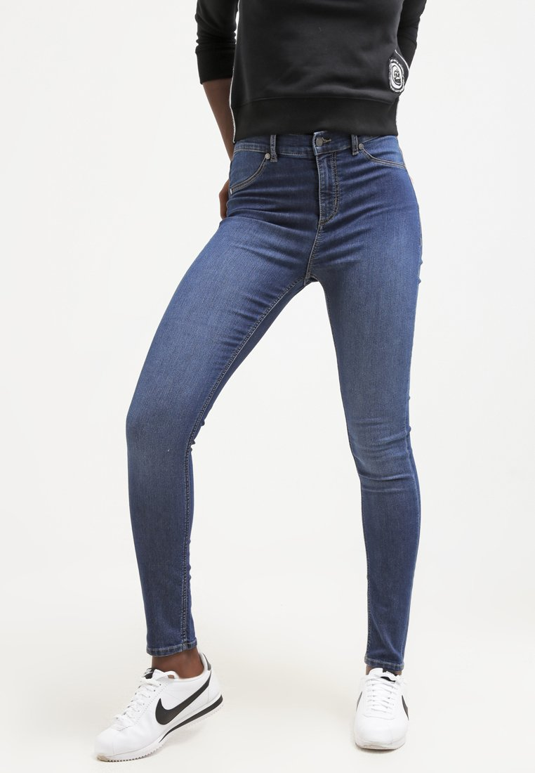 Cheap Monday - HIGH SPRAY - Jeans Skinny Fit - dim blue